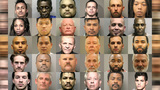 Undercover sting operation nets hundreds of sex trafficking arrests