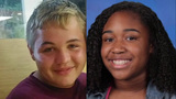 Families worried after two teens disappear