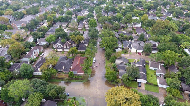 Advice from one flood victim to another