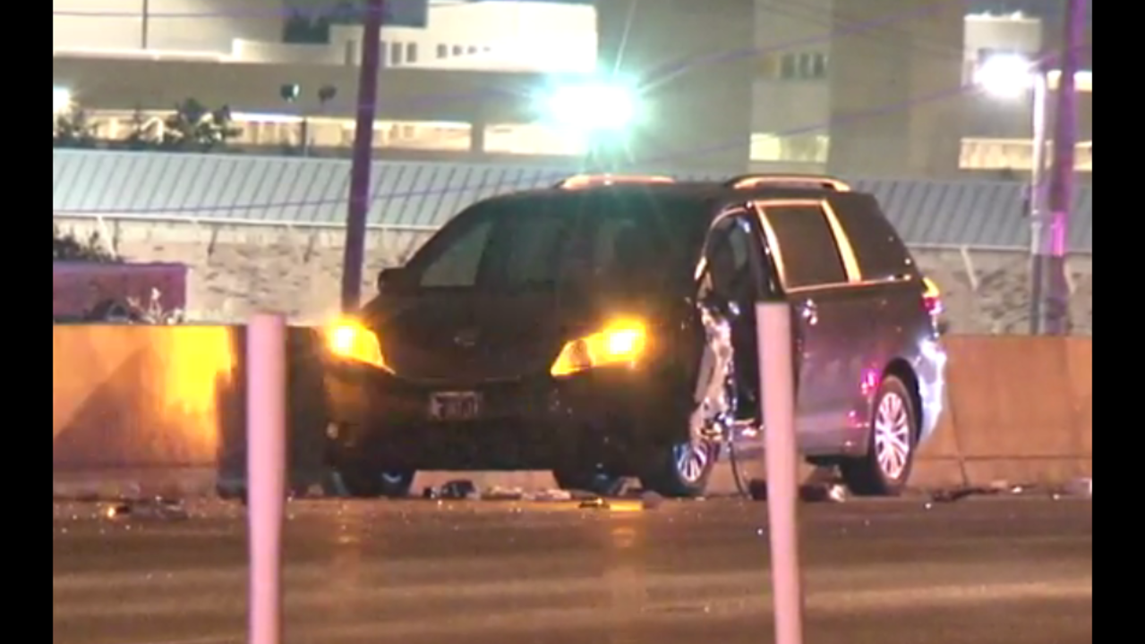 Man Pushing Vehicle On Katy Freeway Killed During Hit And Run