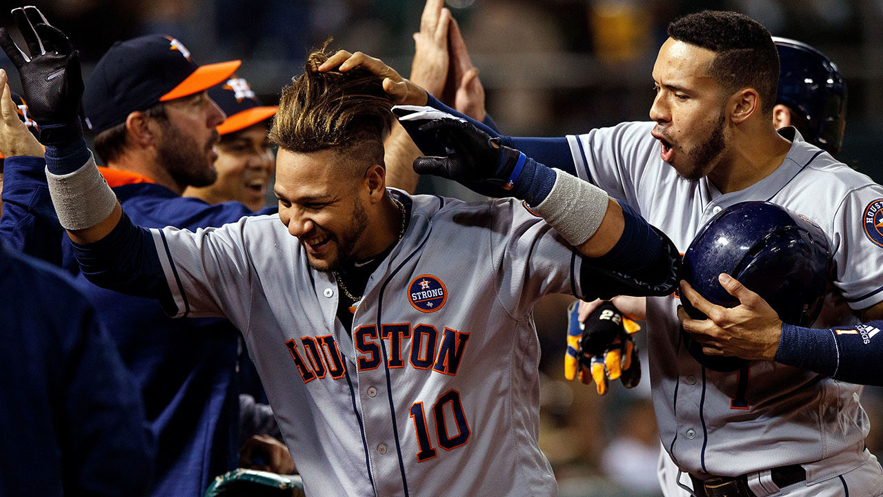 Astros release 2018 regular-season schedule, will open ...