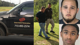 Homeowner chases down former restoration employees accused of stealing from home