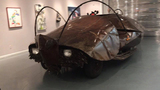 Click2Daily tour of Houston's Art Car Museum