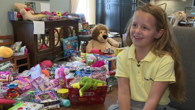 Toys For Boys 8 10 Years Old : Year old collects thousands of toys for children affected by