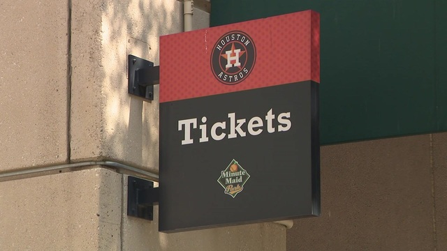 Astros tickets for potential World Series go on sale Thursday