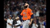 PHOTOS: Astros take on Yankees in Game 5 of ALCS