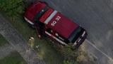 1 in custody after stolen HFD emergency vehicle crash
