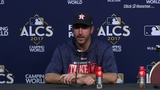 Justin Verlander on his laser focus in elimination games