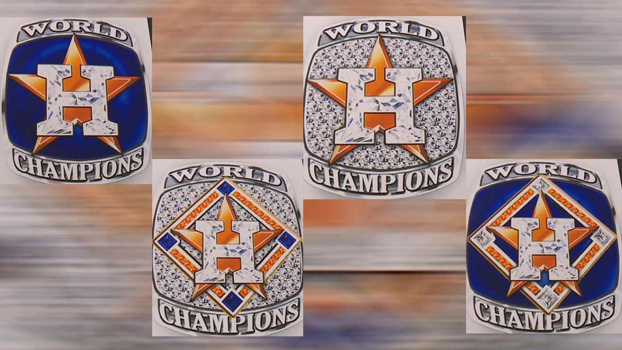 5ca7797b652 A look at Astros World Series ring designs