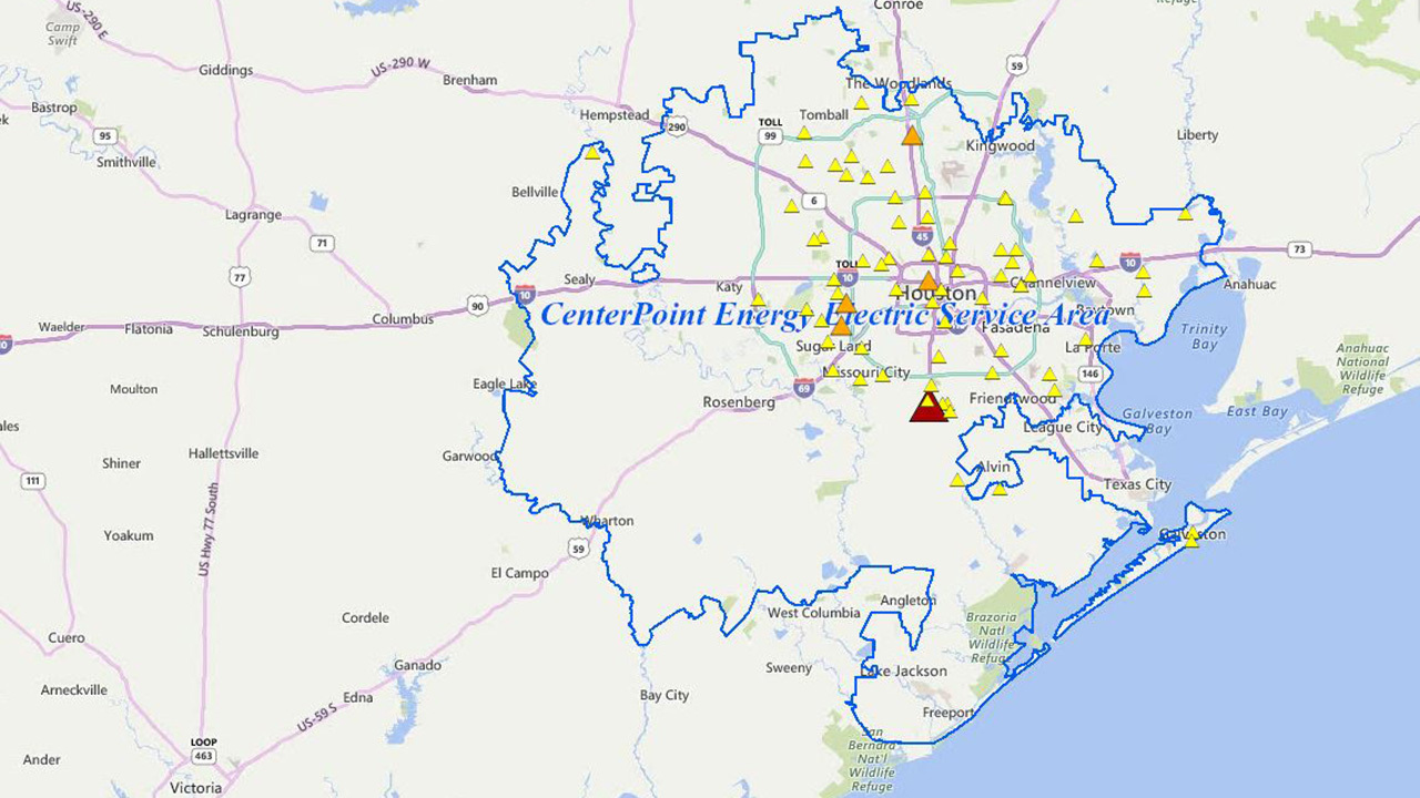 Popular List Dte Power Outage Map - Peco energy outage map
