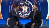Astros manager A.J. Hinch sits down with KPRC's Randy McIlvoy