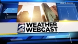 6 a.m. weather headlines, a Cool Sunny Sunday
