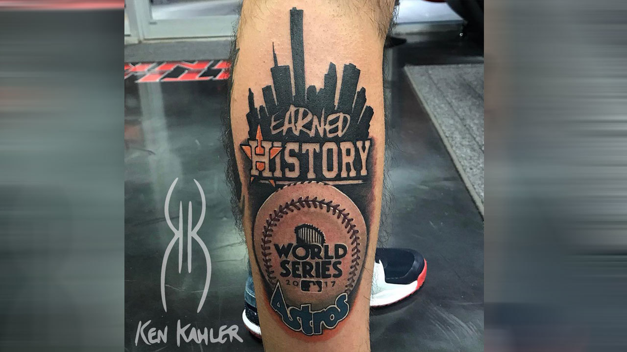 Houston Astros Tattoo Related Keywords Suggestions Houston