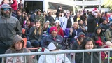 H-E-B Thanksgiving Day parade attracts hundreds to downtown Houston