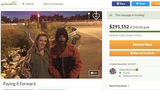 Couple raises thousands for homeless veteran as thank you for selfless act