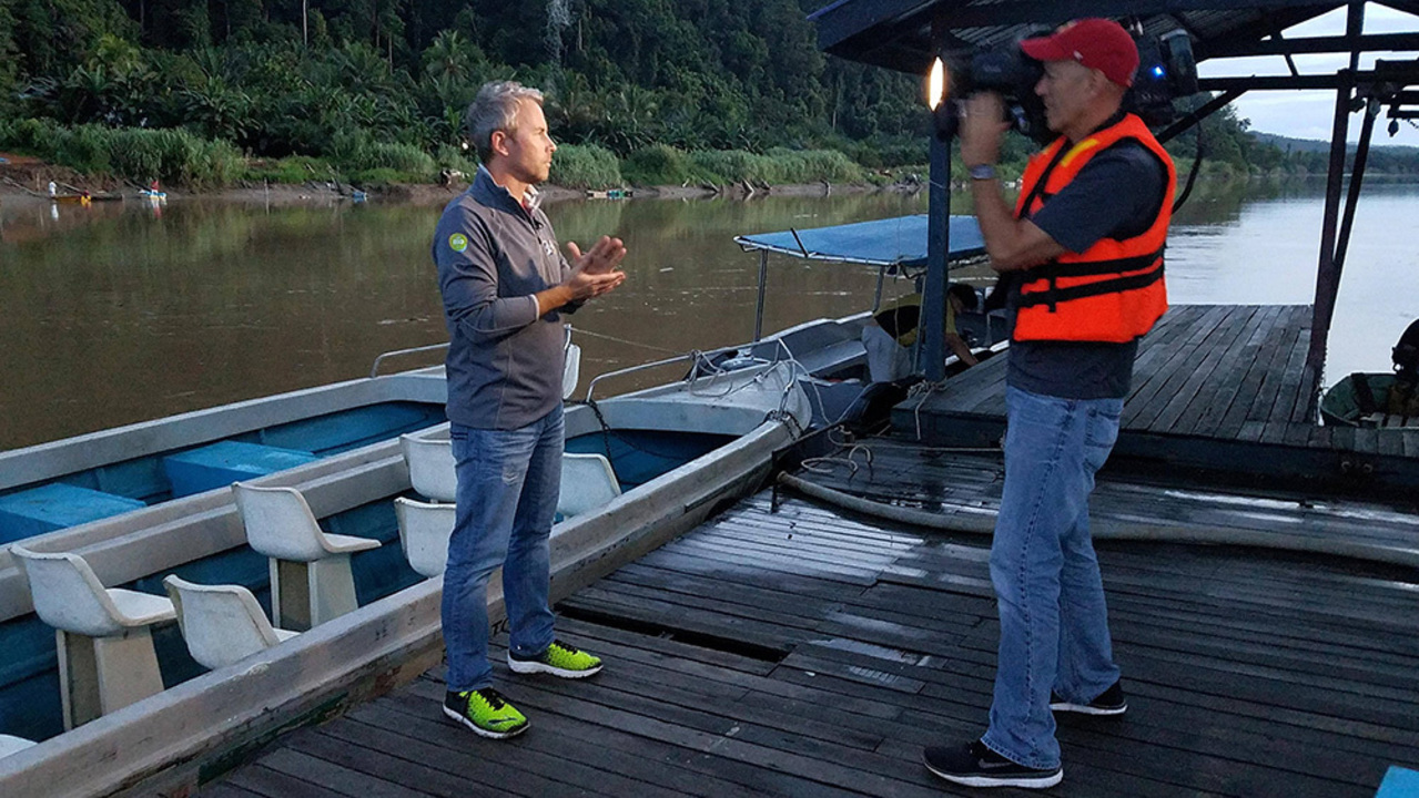Randy Travis Arrest >> KPRC2's journey to Borneo to save the wildlife