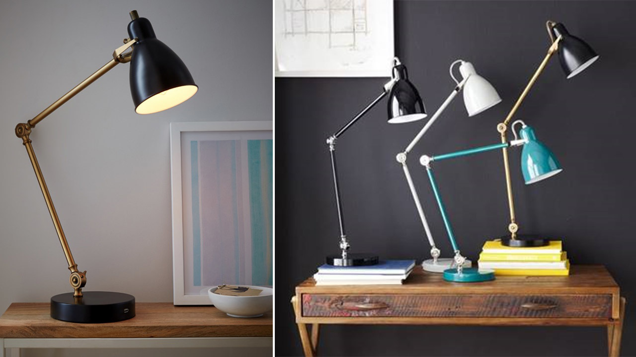 West Elm Recalls Thousands Of Lamps Due To Shock Risk