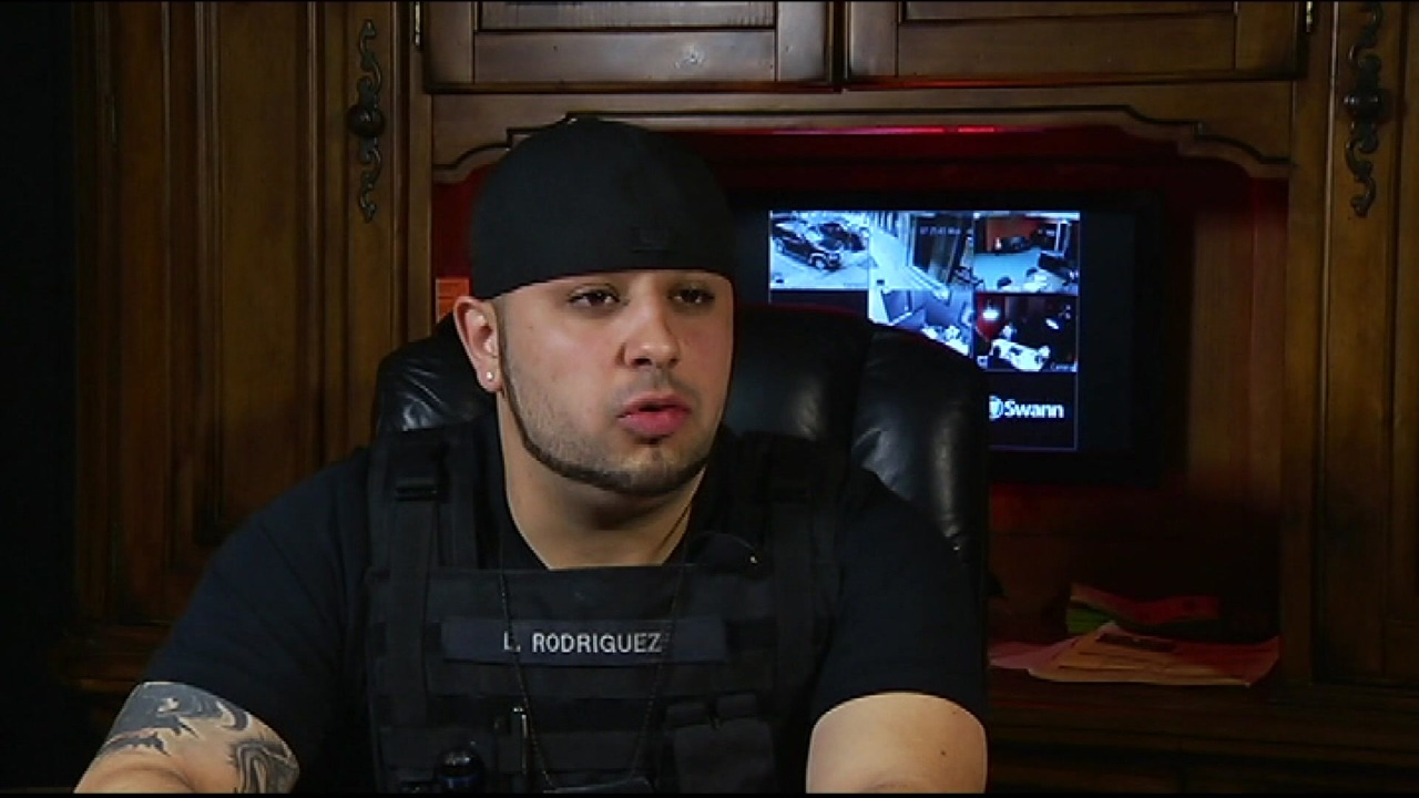 84dddf24bf25c Video thumbnail for Houston bounty hunter accused of running sex  trafficking ring