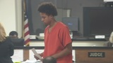 HBU player accused of sex assault appears in court
