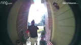 Alvin mail package theft caught on surveillance video
