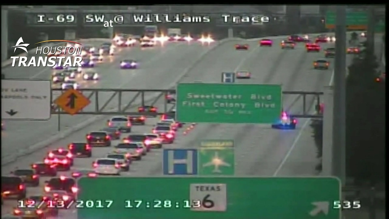 Transtar 720 Man Charged After Fleeing Freeway