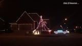 Spring home showcases Houston-inspired Christmas light show