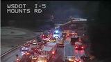 LIVE: Amtrak train derails in Washington state