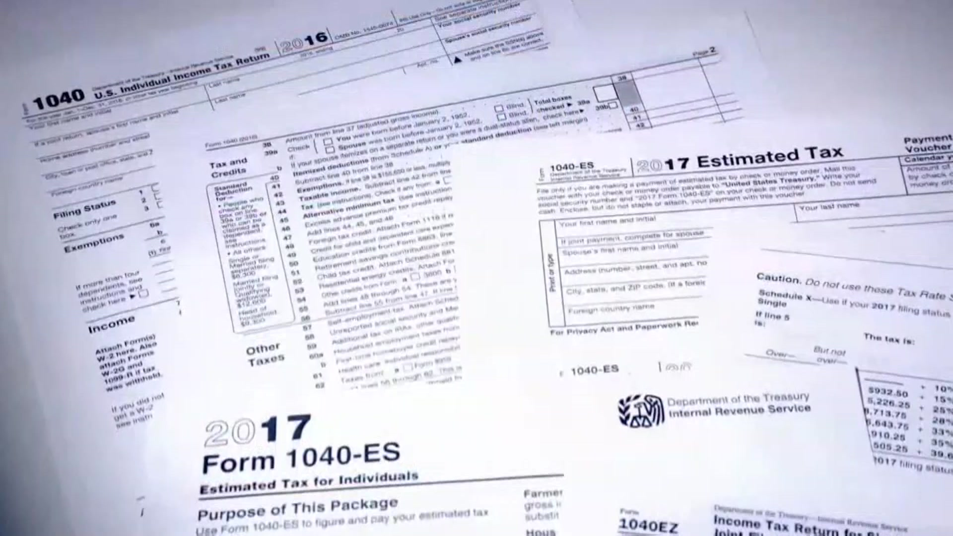 Changes to property tax falaconquin