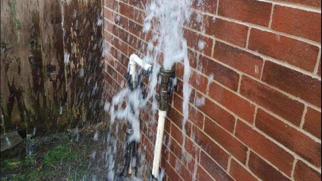 How To Insulate Outdoor Pipes Sprinklers Ahead Of Hard Freeze