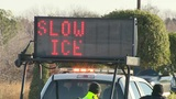 Houston prepares for icy Tuesday commute
