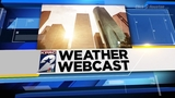 Cloudy skies help insulate low temperatures