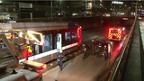 Man recovering after being struck by METRO rail train