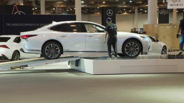 Sneak Peek At Cars In Houston Auto Show - Car show houston