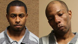 2 men arrested after targeting bank customers for theft near Spring, police say