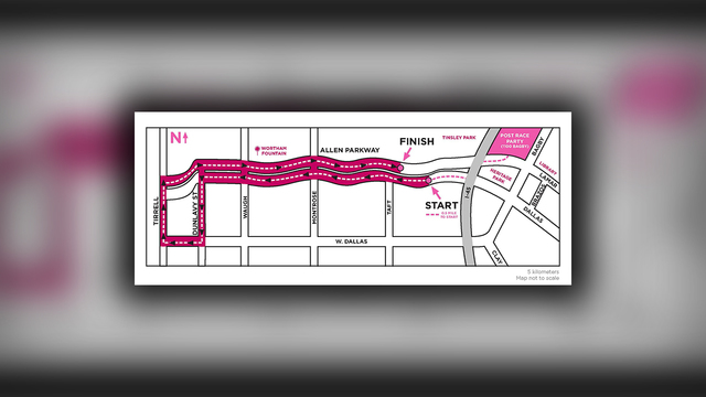 Everything you need to know about Komen Houston Race for the Cure