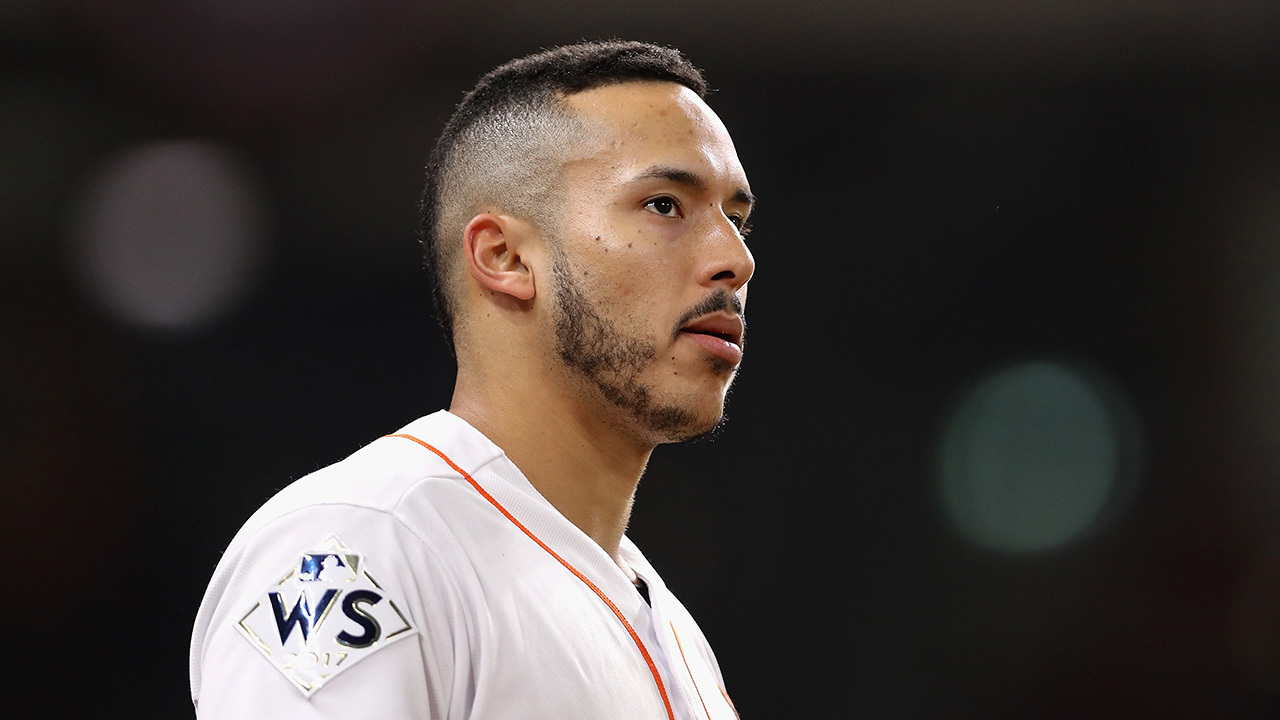 This Is The Carlos Correa Post Giving Astros Fans Chills