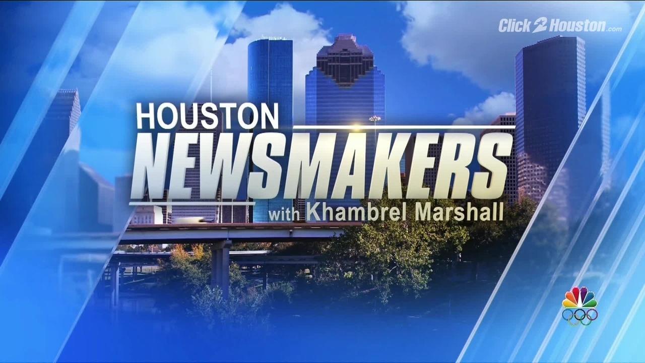 Houston Newsmakers: Creshema Murray