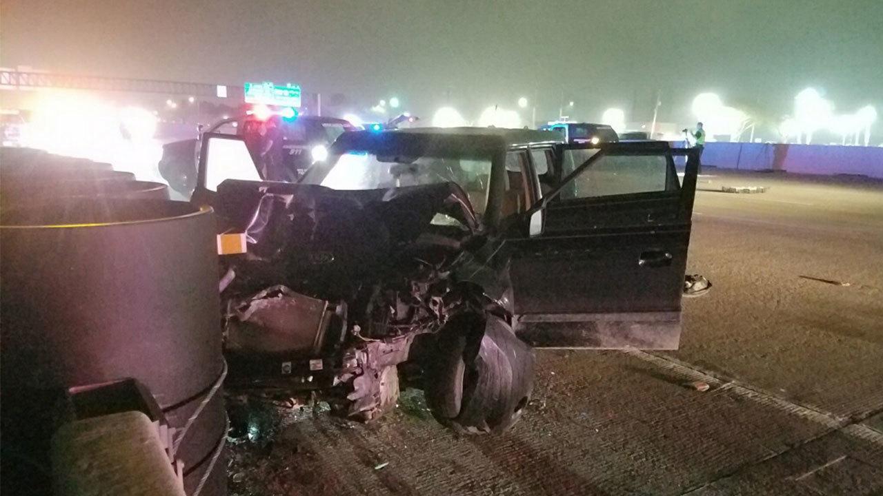 Car Crash Houston Chances