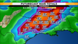 Heavy rain likely to cause widespread flooding in parts of southern U.S.