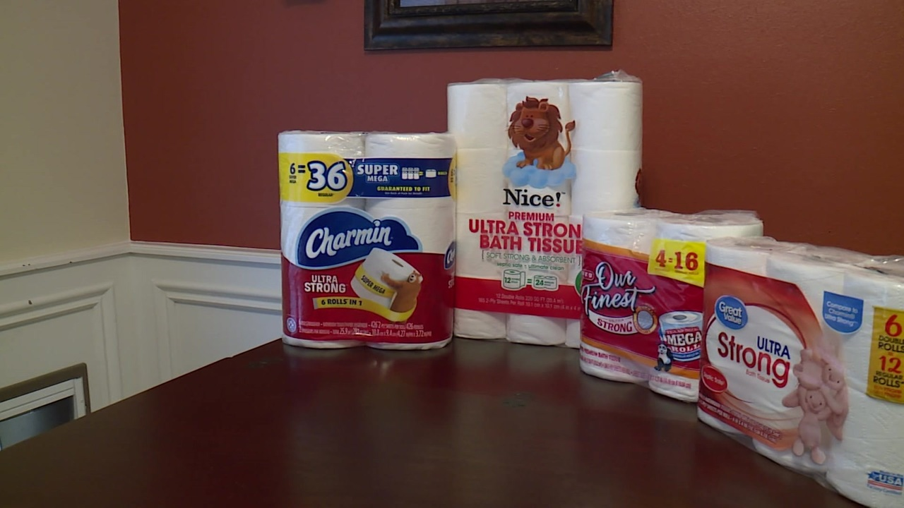 Name Brands Vs Knockoffs Putting Toilet Paper To The Test