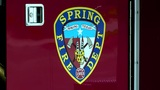 Why are Spring Fire Department stations answering so few calls?