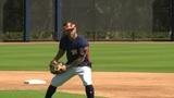 Astros prepare for exhibition game