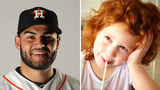 Little girl wants to meet her favorite Houston Astros stars&#x3b; Will Lance&hellip&#x3b;