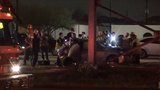 Driver killed in single-car crash on 610, investigators say