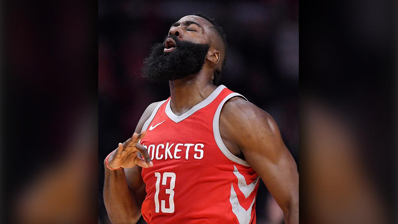 Rockets clinch home court advantage throughout the NBA playoffs