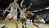 UH Cougars fall to Michigan 64-63 in 2nd round of NCAA Tourney