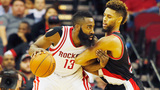 Rockets win 115-111 to snap Blazers' 13-game winning streak