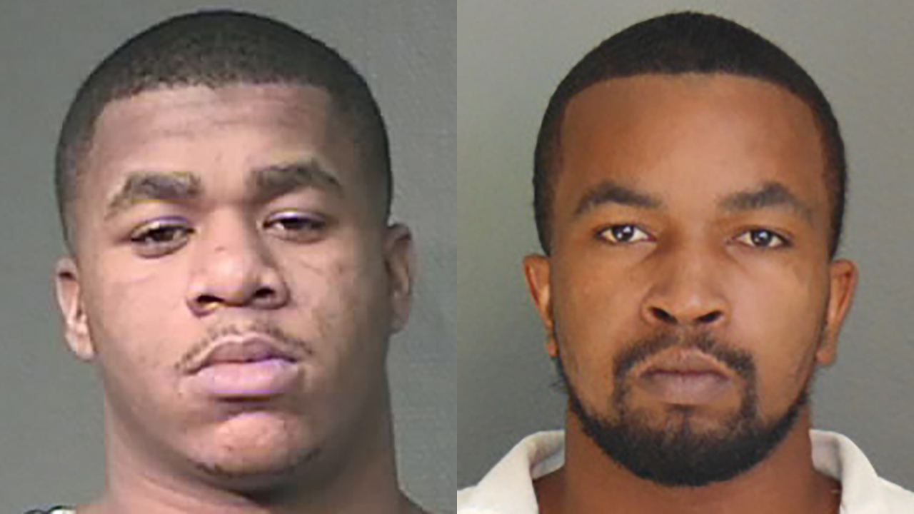 Men Accused Of Impersonating Police Officers Attempt To Pull