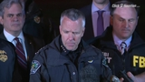 VIDEO: Police confirm Austin serial bombing suspect kills himself in explosion