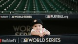 PHOTOS: Meet the Houston Astros' biggest, littlest fan